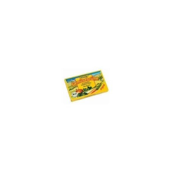 Rapunzel Bio zöldségleves kocka eredeti (8 db)