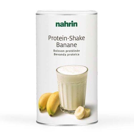 Nahrin Fehérje italpor banán ízű (500 g)