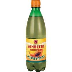 Kombucha koncentrátum, papayával (500 ml)
