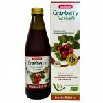 Medicura Bio Tőzegáfonya 100% gyümölcslé (330 ml)