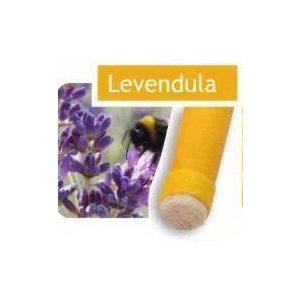 Naturhelix Fülgyertya Levendula (10 db)