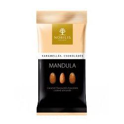 Nobilis Karamellás, Csokoládés Mandula (100 g)