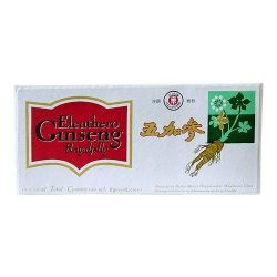 Dr. Chen Eleuthero ginseng royal jelly ampulla (10 mlx10 db)