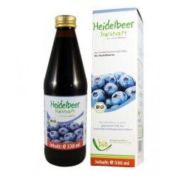 Medicura Bio Feketeáfonya 100% gyümölcslé (330 ml)