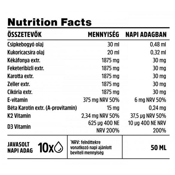 Vitamin Bottle Multivitamin Komplex csepp (30 ml)
