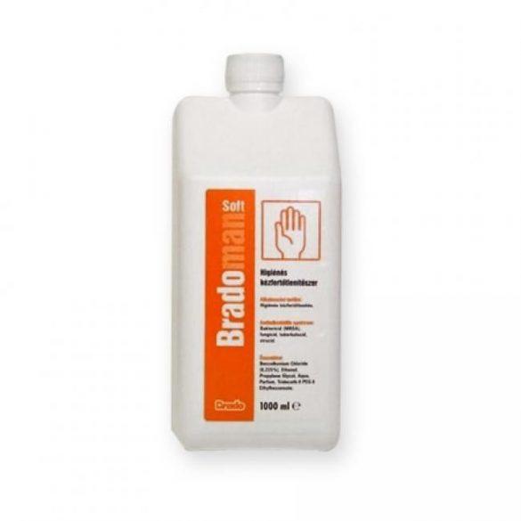 Bradoman Soft kézfertőtlenítő (1000 ml)