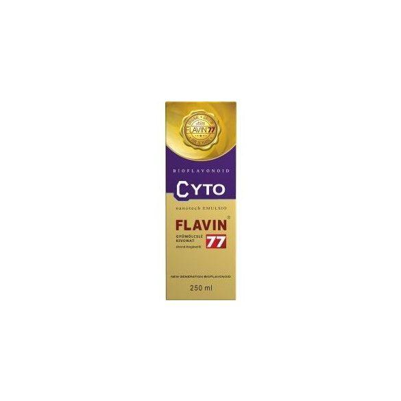 Vita Crystal Flavin77 Cyto szirup (250 ml)