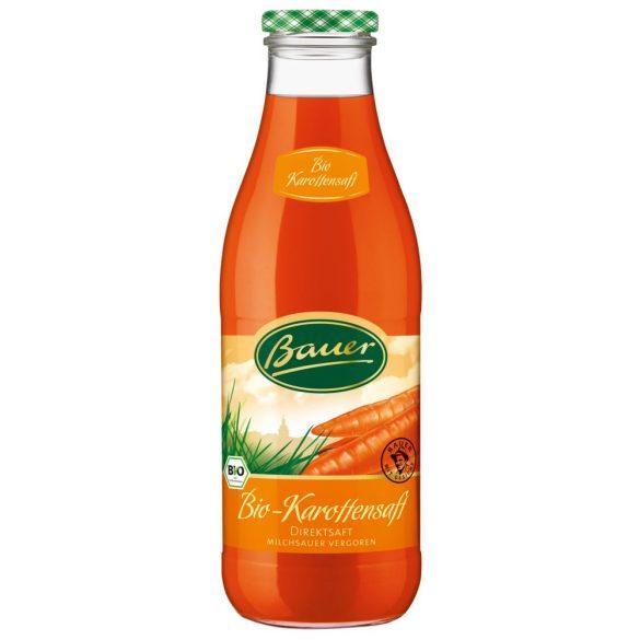 Bio Bauer 100%-os sárgarépalé (980 ml)