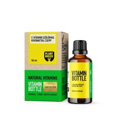 Vitamin Bottle C-vitamin cseppek szőlőmag kivonattal (5000 mg / 50 ml)