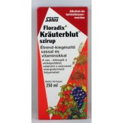 Salus Krauterblut szirup vashiányra (250 ml)