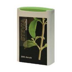 Stevia tabletta édesítőszer (300 db)