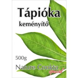 Nature Cookta Tápióka keményítő (500 g)