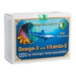 Dr. Chen Omega-3 kapszula E-vitaminnal (60 db)
