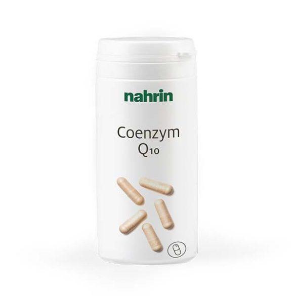Nahrin Q10 kapszula, vörösboros (28 g)