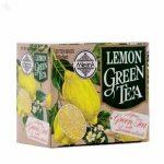 Mlesna Zöld tea Citrom (50 filter)
