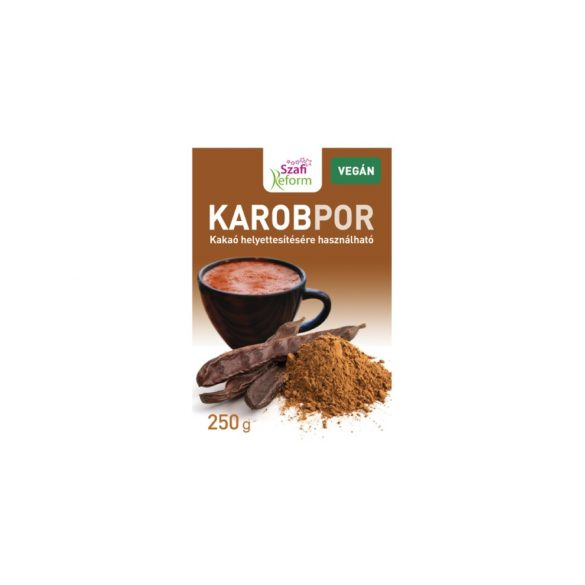 Szafi Reform Karobpor (250 g)