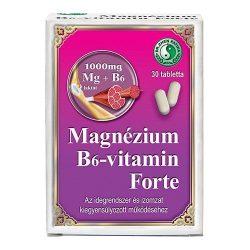 Dr. Chen Magnézium B6-vitamin Forte (30 db)