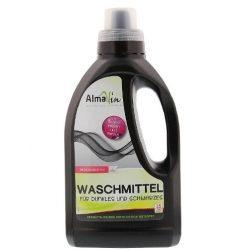 Almawin Folyékony mosószer sötét és fekete ruhához (750 ml)