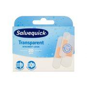 Salvequick Átlátszó sebtapasz (20 db)