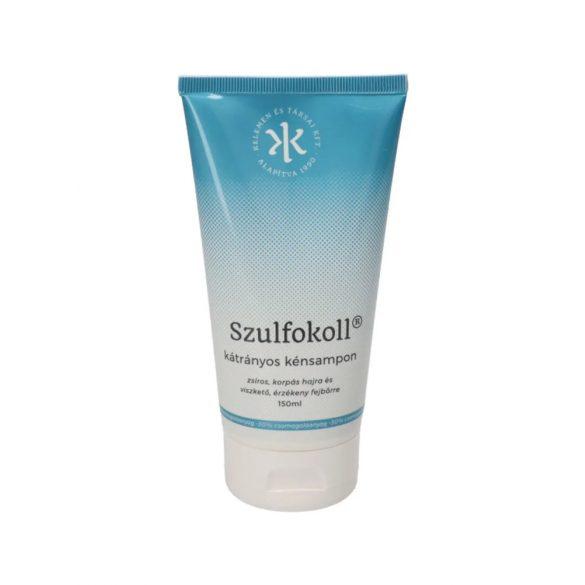 Szulfokoll Kátrányos kénsampon (150 ml)