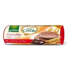 Gullón Élelmi rostban gazdag gabonakeksz csokoládéval (280 g)
