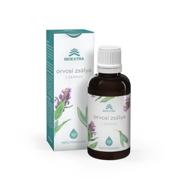 Bioextra Cseppek Orvosi Zsálya (50 ml)