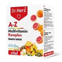 Dr. Herz A-Z Multivitamin kapszula (60 db)