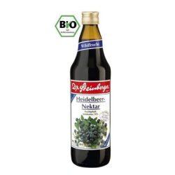 Dr. Steinberger Bio Feketeáfonya nektár 70% (750 ml)