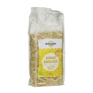 Biorganik BIO barnarizs basmati (500 g)