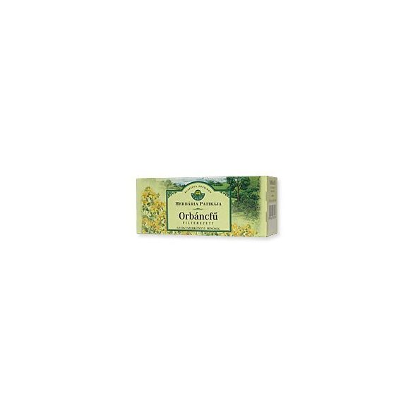 Herbária Filteres tea Orbáncfű (25x2 g)