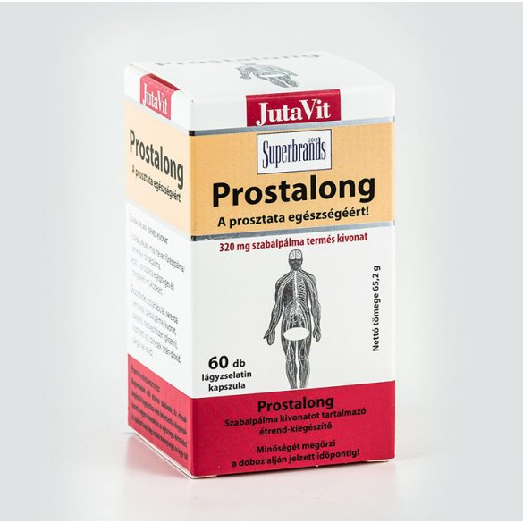 JutaVit Prostalong kapszula (60 db)