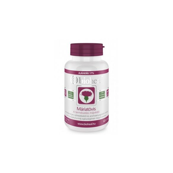 Bioheal Máriatövis (70 db)