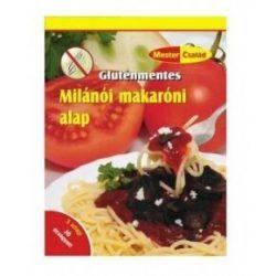 Mester család Gluténmentes Milánói makaróni alap (50 g)