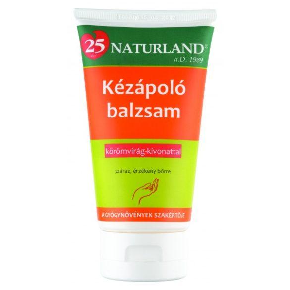 Naturland Kézápoló Balzsam Körömvirág kivonattal (120 ml)