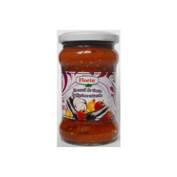 Florin Padlizsános zakuszka (300 g)