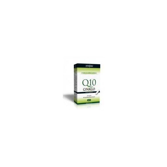 Interherb Vital Q10 & Ginkgo Extraktum kapszula (30 db)