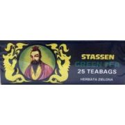 Stassen Zöld tea filteres (25 db)