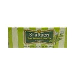 Stassen Zöld tea jázmin filteres (25 db)