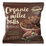 Biopont Bio Extrudált kölesgolyó kakaós (60 g)