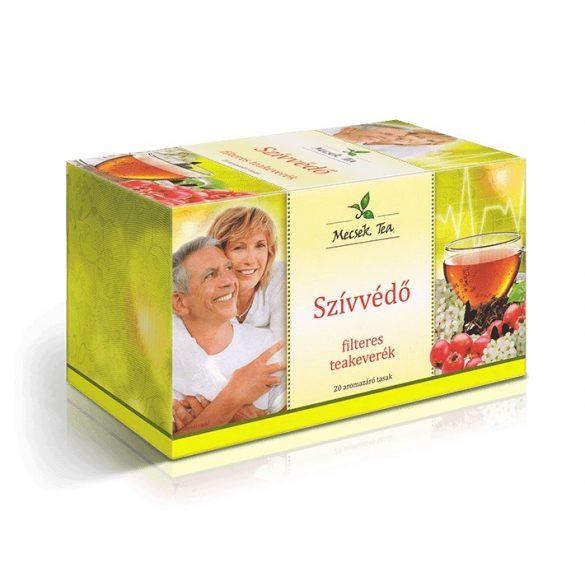 Mecsek Tea Szívvédő filteres teakeverék (20 x 1,5 g)