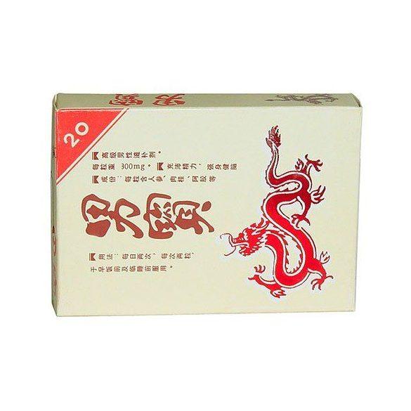 Dr. Chen Nan Bao Potencianövelő kapszula (20 db)