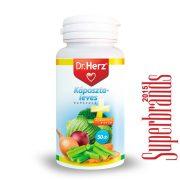 Dr. Herz Káposztaleves + almaecet + króm kapszula (50 db)