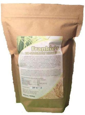 Bio-stabilizált rizskorpa (500 g)
