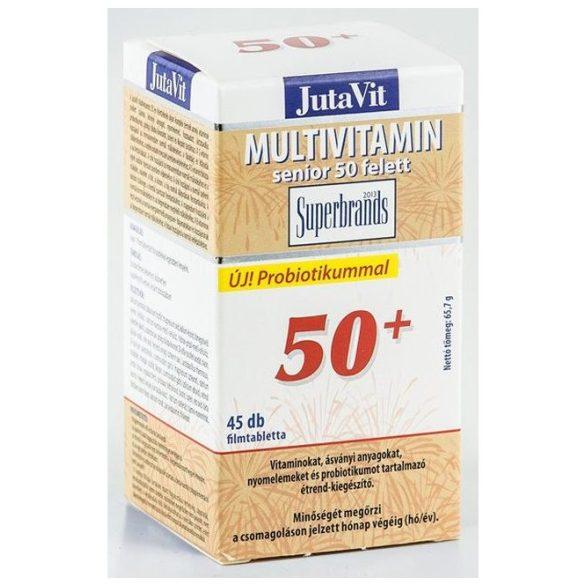 JutaVit Multivitamin Senior 50+ tabletta (45 db)