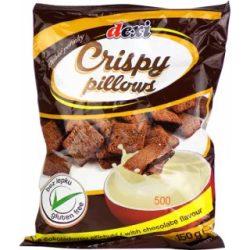 Dexi gluténmentes csokoládéval töltött párnák (150 g)