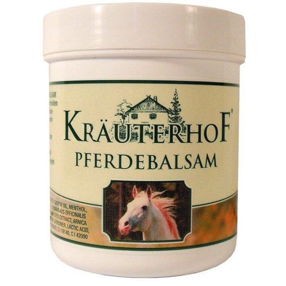 KRAUTERHOF Pferdebalsam / Lóbalzsam (100 ml)