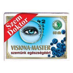 Dr. Chen Visiona - Master lágyzselatin kapszula, 690 mg (60 db)