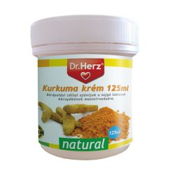 Dr. Herz Kurkuma krém (125 ml)