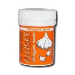 Allisat fokhagyma drazsé (100 db)