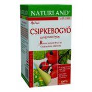 Naturland Csipkebogyó filteres tea (25x1 g)